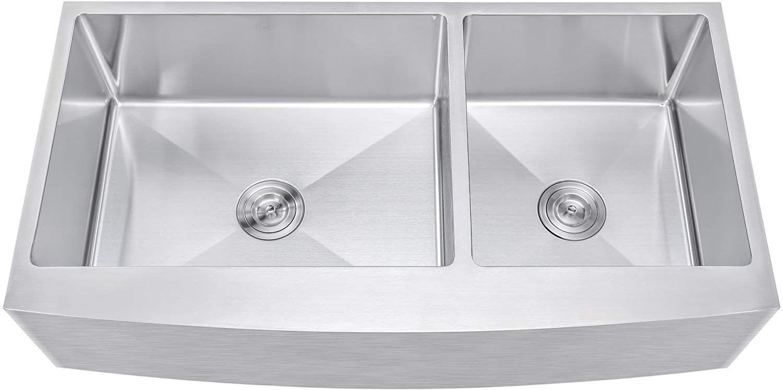 45+ 42 apron front sink model