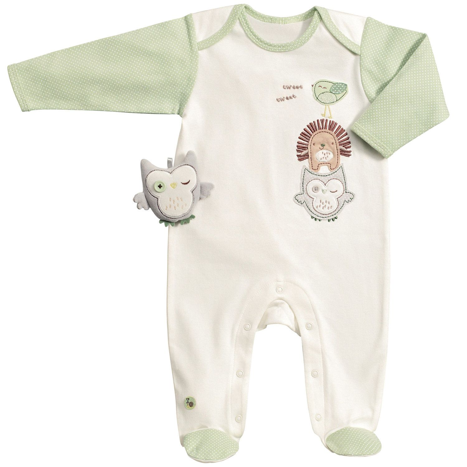 Olive & Henri Sleepsuit and Toy Future son Pinterest
