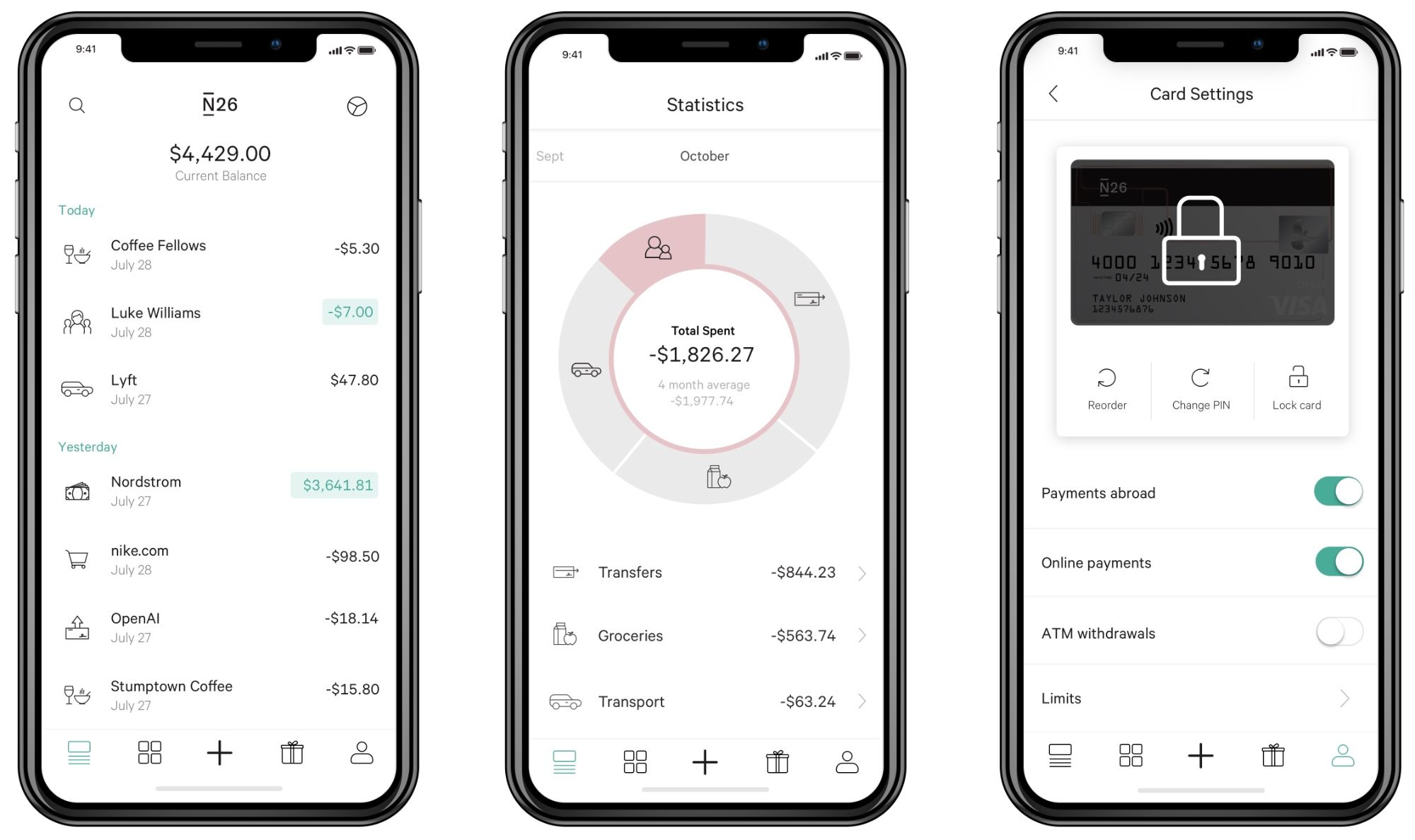 N26 Launches Its Challenger Bank In The U S Fintech Startups Retail Banking Mobile Banking