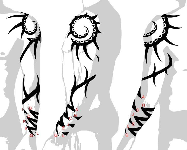 Tribal Tattoo Sleeves Designs Drawings Back To Tribal Arm Sleeve Tattoo Design Ideas In 2020 Tribal Tattoos Tribal Arm Tattoos Tattoo Sleeve Designs