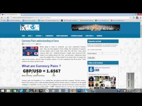 What are the safest forex trading pairs to trade