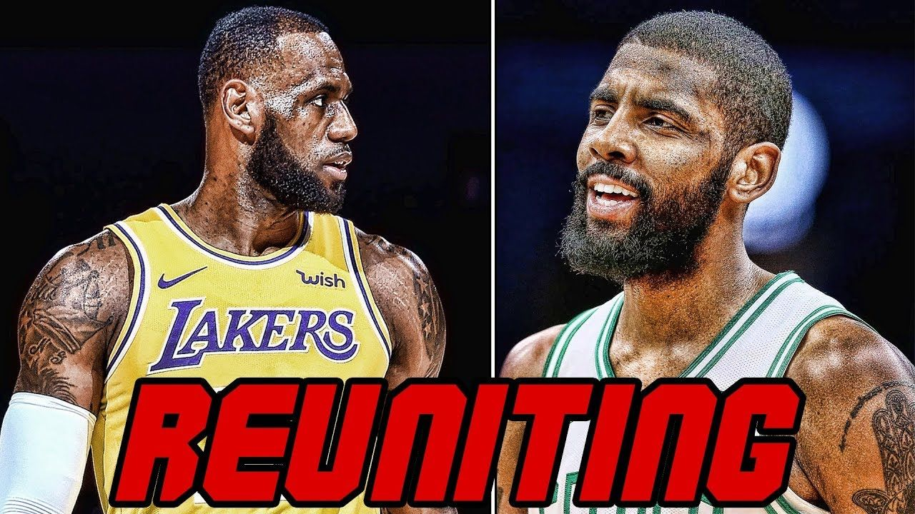 New Lakers Trade Rumors! Possible LeBron James & Kyrie