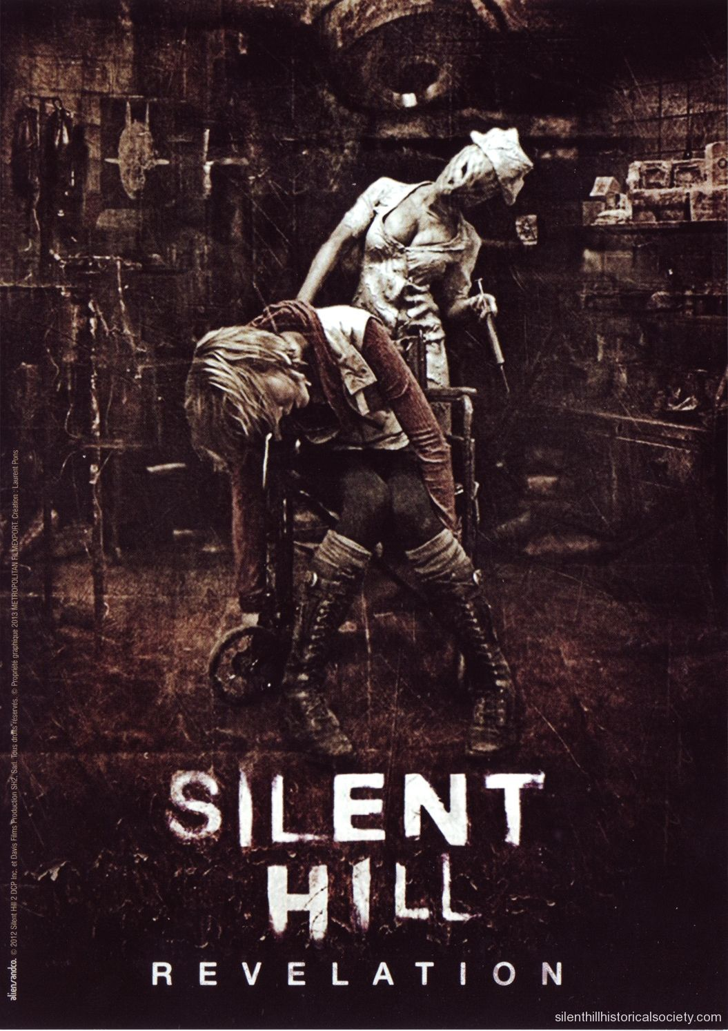 Silent Hill Movie Posters - Silent Hill Memories |Silent Hill Movie Poster