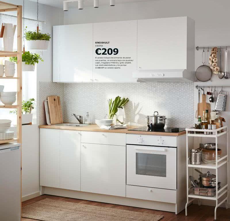 precios de cocinas ikea