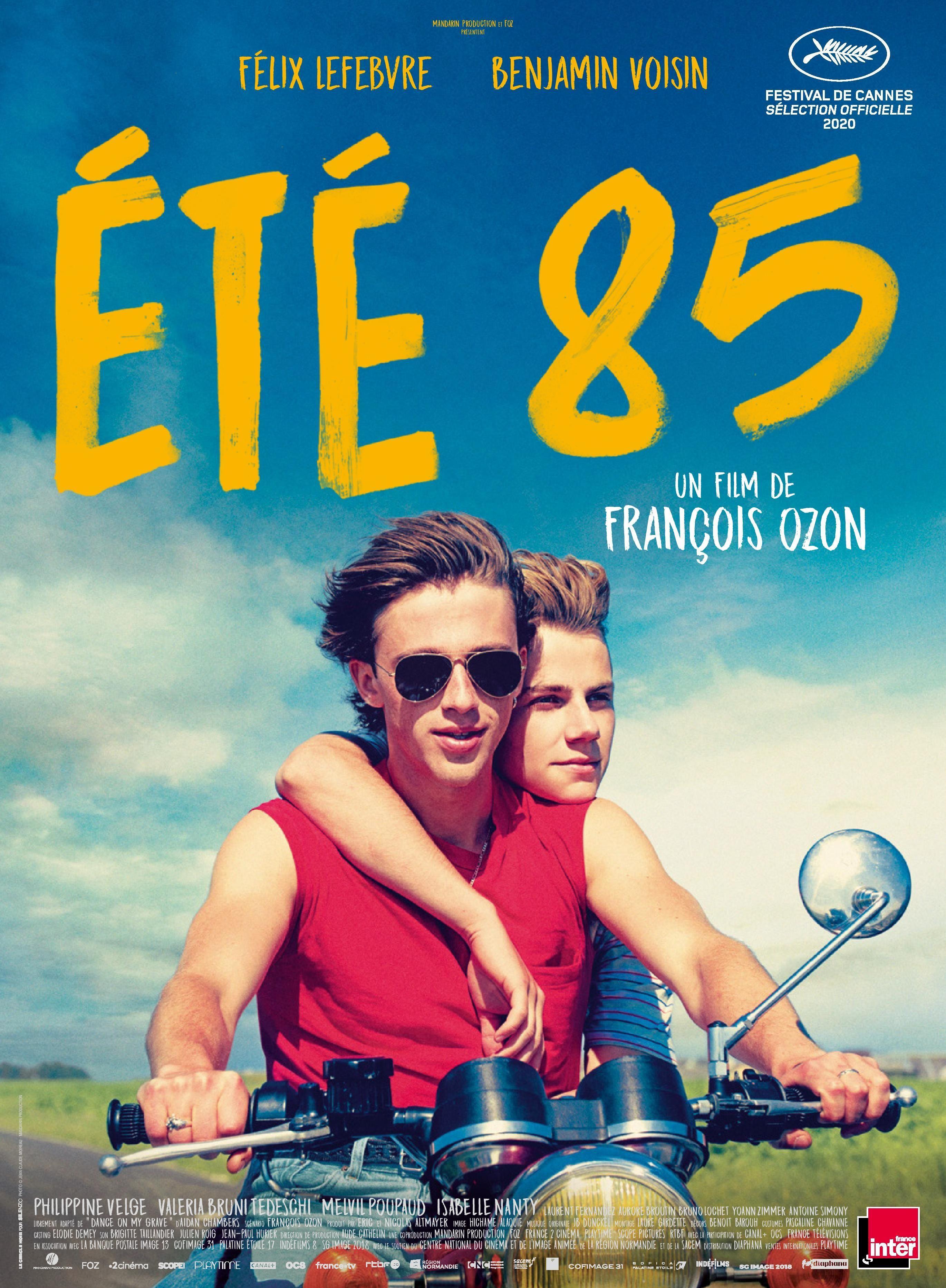 [好雷] 85年的夏天 Été 85