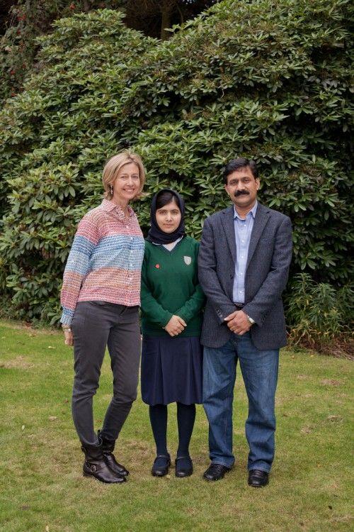 My year with Malala, by Christina Lamb | The Sunday Times