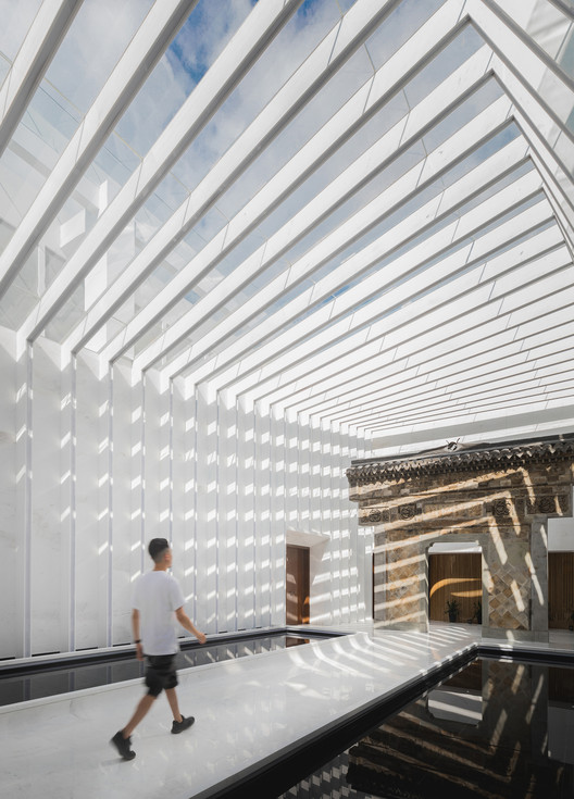 Gallery of Lishui Corporate Office  Usual Studio  2 Lishui Corporate Office  Usual Studio  ArchDaily