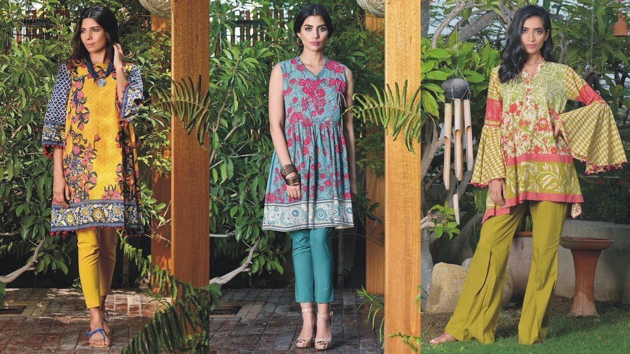 f8d0a55bdc Khaadi Mid Summer 2 Piece Lawn 2017 - 2018 Collection For Girls | Salwar.
