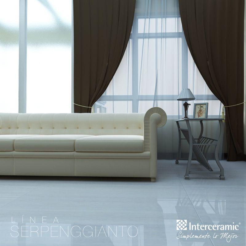 Consigue un espacio envolvente como el de la l nea for Como pulir marmol blanco