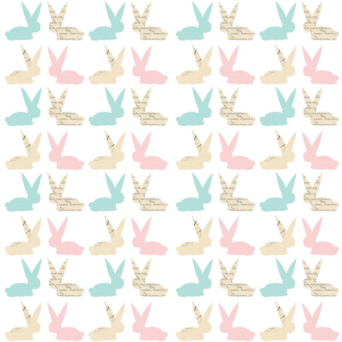 Scrapbook paper baby - Meinlilapark Diy Printables And Downloads Free Digital Bunny Scrapbooking Paper Ausdruckbares Geschenkpapier