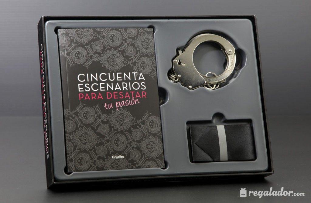 Para los fans de 50 Sombras de Grey un original regalo para ...