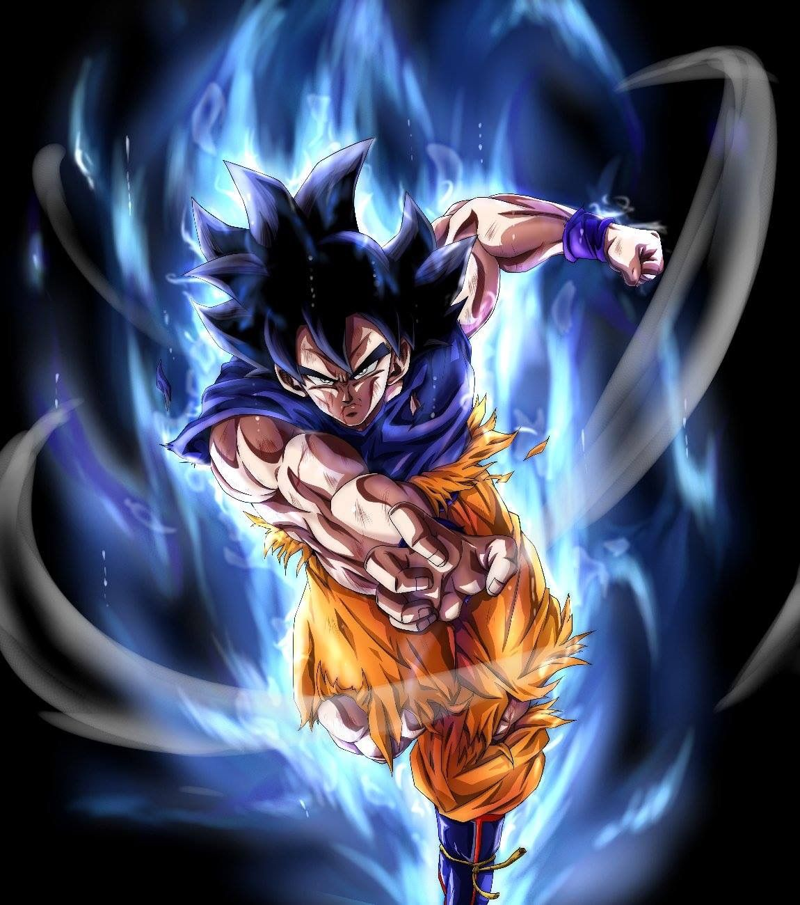 Ultra Instinct Dragon Ball Super Wallpaper: Dragon Ball, Dragon
