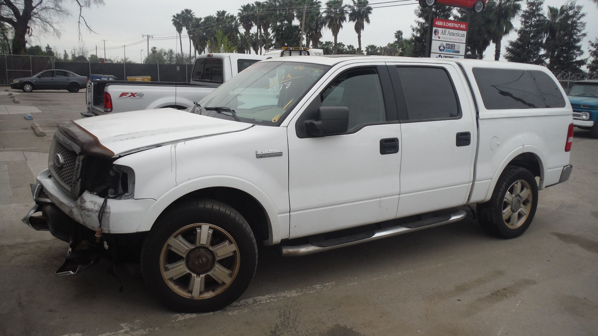 2006 Ford F 150 Lariat Supercrew 2wd 5 4l With 68k Miles Ford