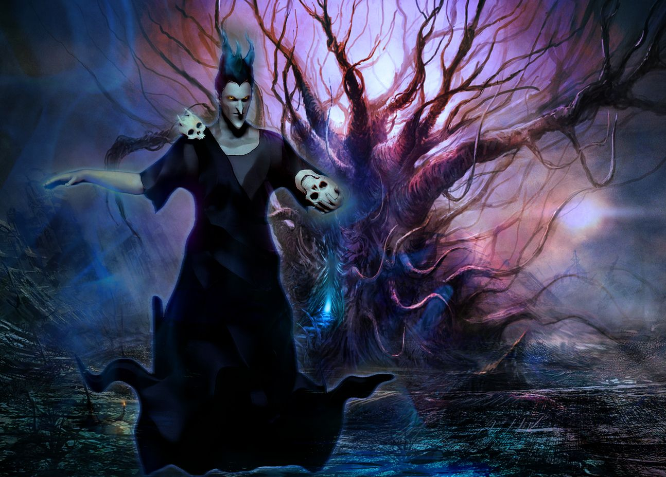 hades the god of the dead and king of the underworld Hades was the god of the underworld he and his brothers, zeus and poseidon, overthrew their father from the throne they decided to split up the universe and drew.
