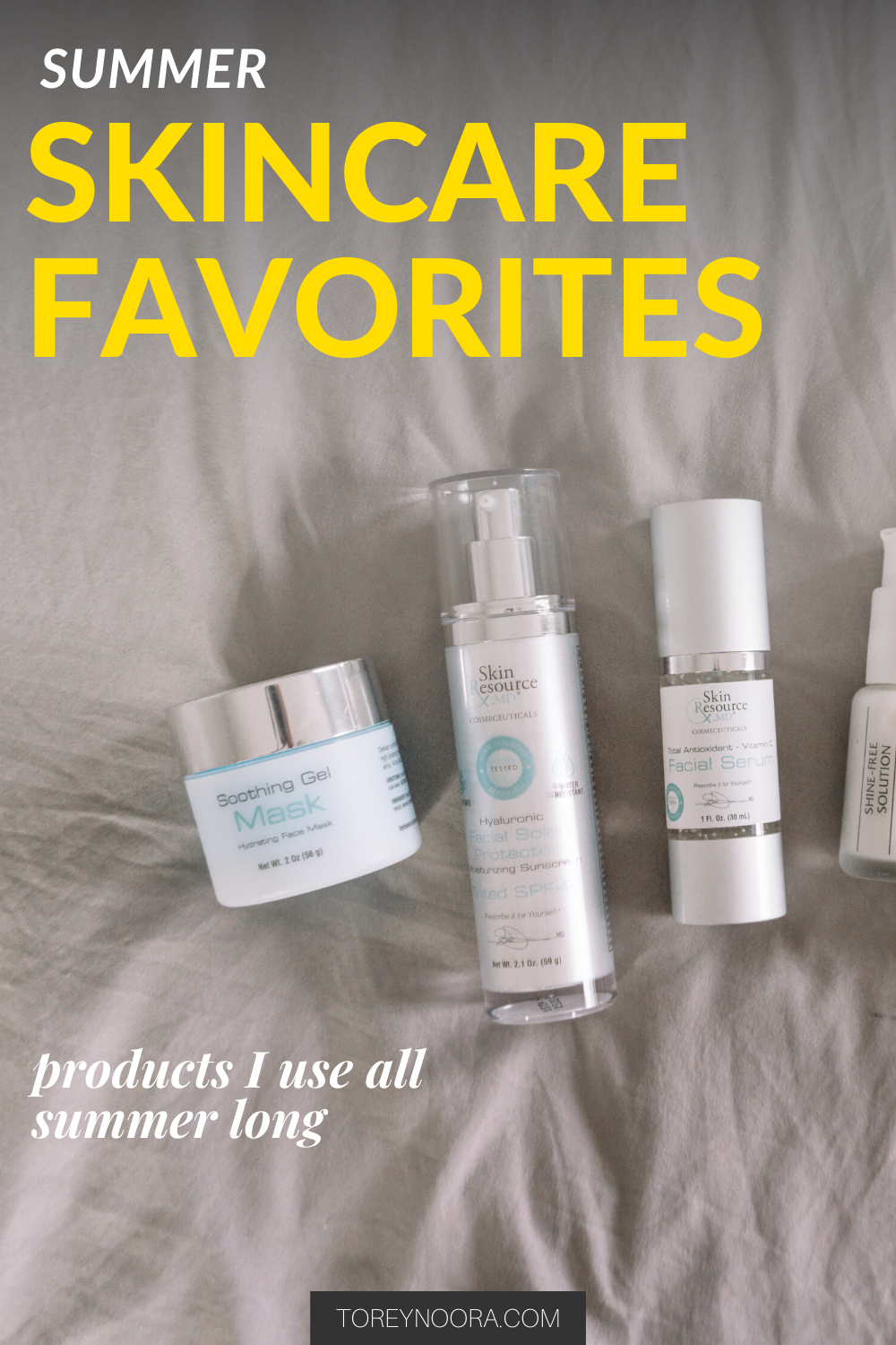 My Summer Skincare Routine Summer Skincare Essentials The Best Sunscreen For Face In 2020 Good Sunscreen For Face Skincare For Oily Skin Skin Care Essentials