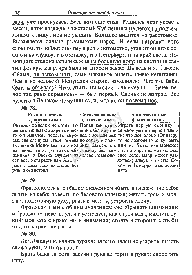 Гдз по русскому языку за 5 класс м.м.разумовская с.и львова г.а богданова