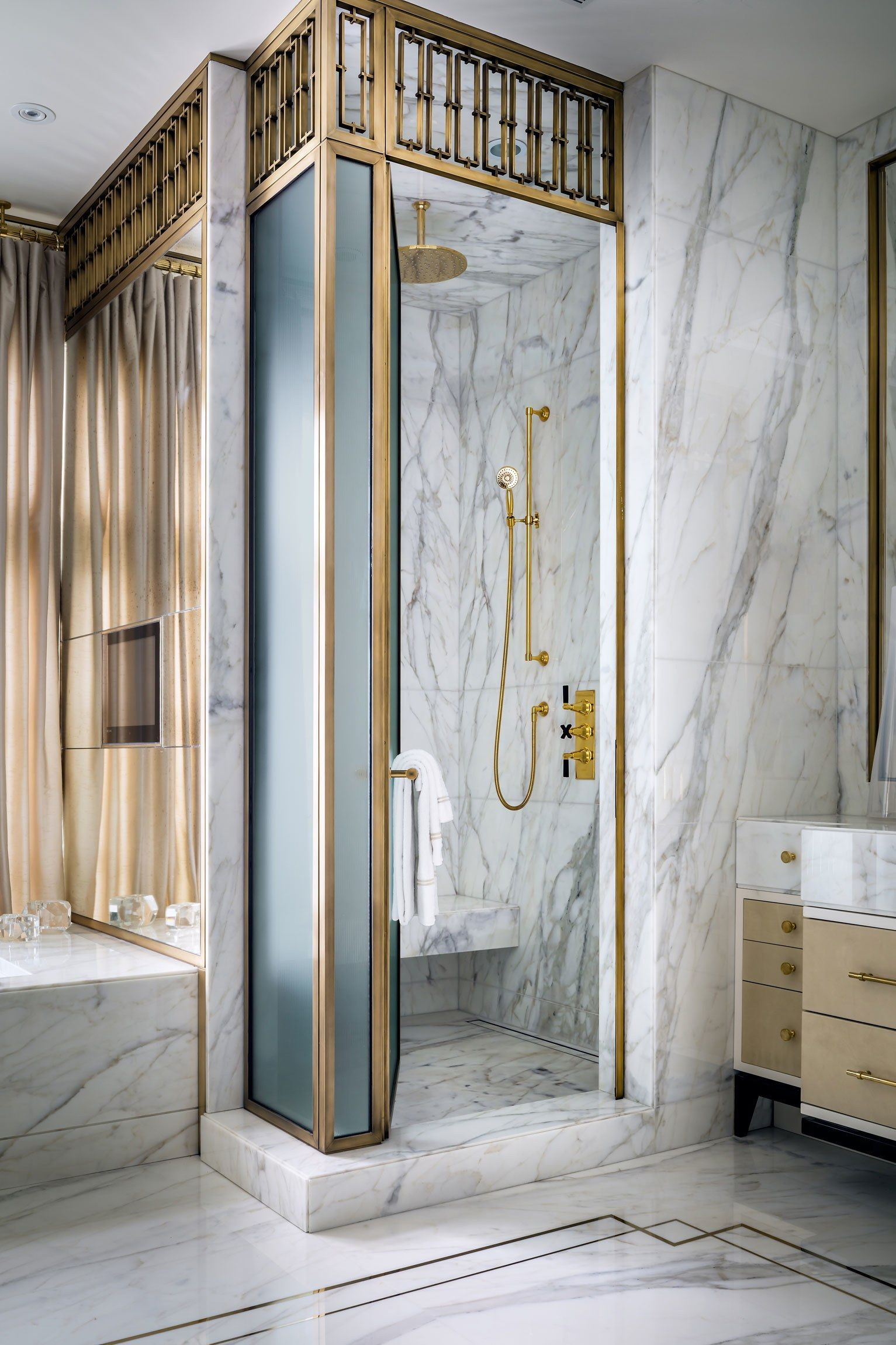 How to correctly enter the Art Deco design in a modern interior