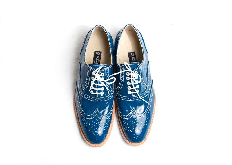 brand new 129ef 529fb GOODBYEFOLK Oxford Shoes. I have just got to get me some ...