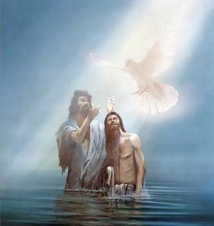 que significa bautismo en el jordan