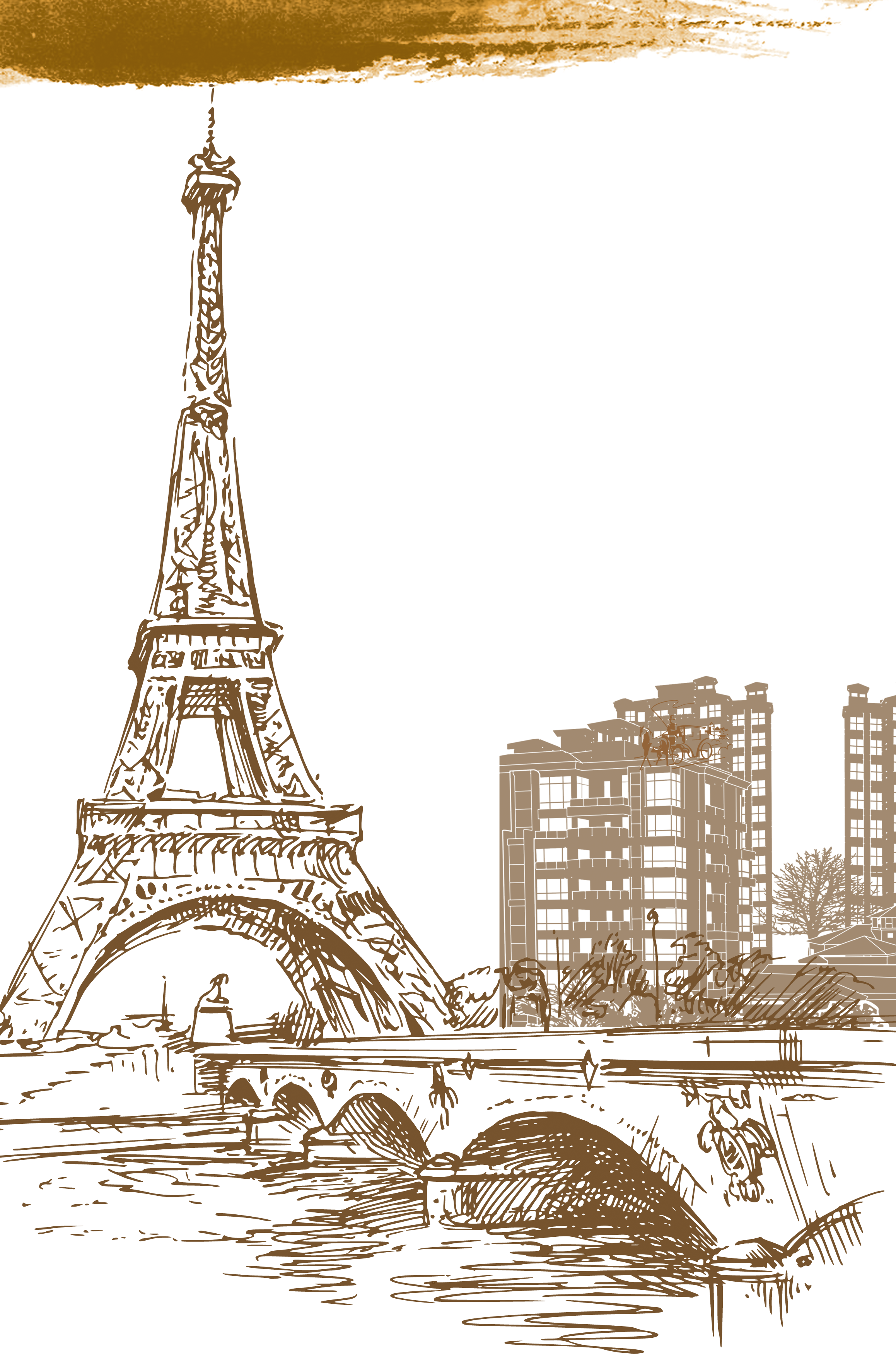 Holidays category Eiffel Tower Image. It is of type png ...