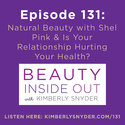 We have my very special guest Shel Pink who is a beauty expert, holistic nail expert and Founder of Sparitual. Shel talks about our fast-paced and increasingly connected world, and how easy it is to...
