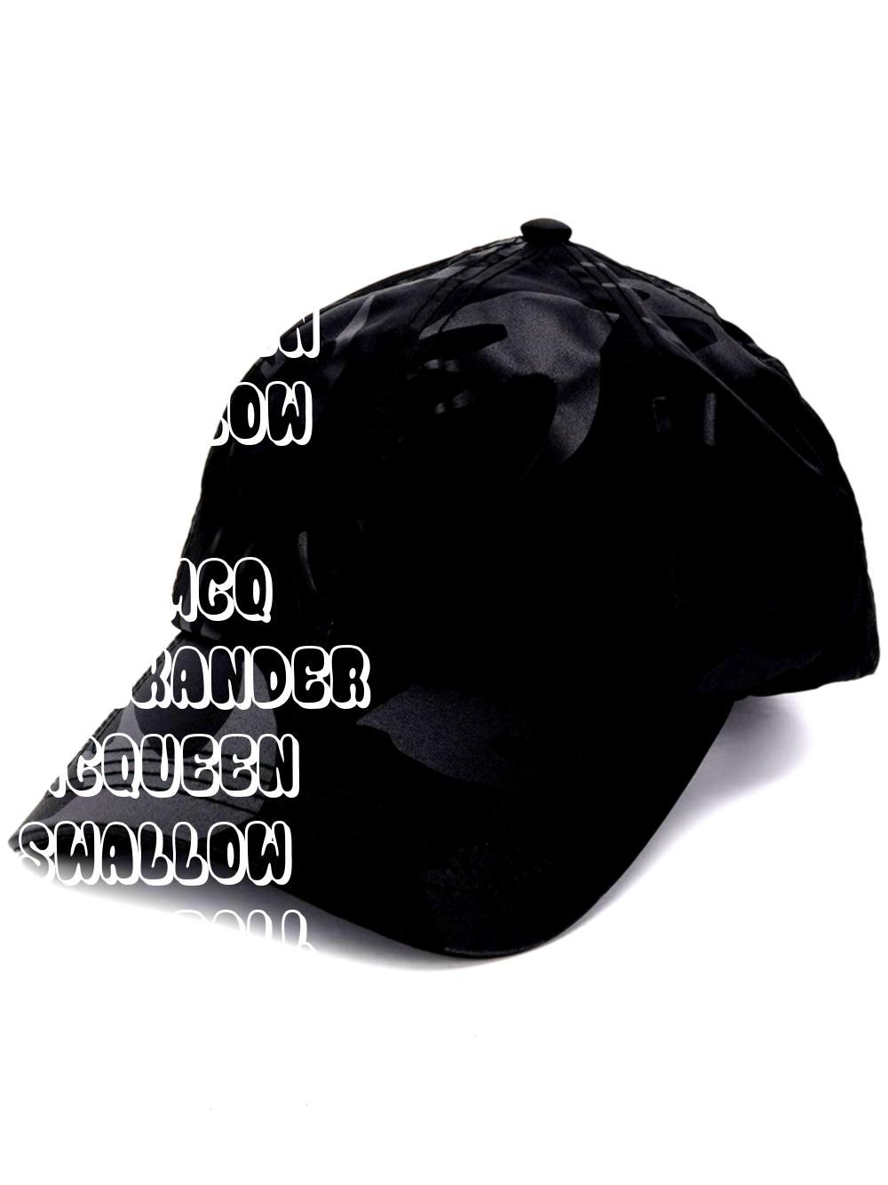 Alexander McQueen Swallow Baseball Cap  Farfetch  McQ Alexander McQueen Swallow Baseball Cap  Farfetch   lululemon Now And Always Tote Mini Online Only 8L Jacquard Camo C...