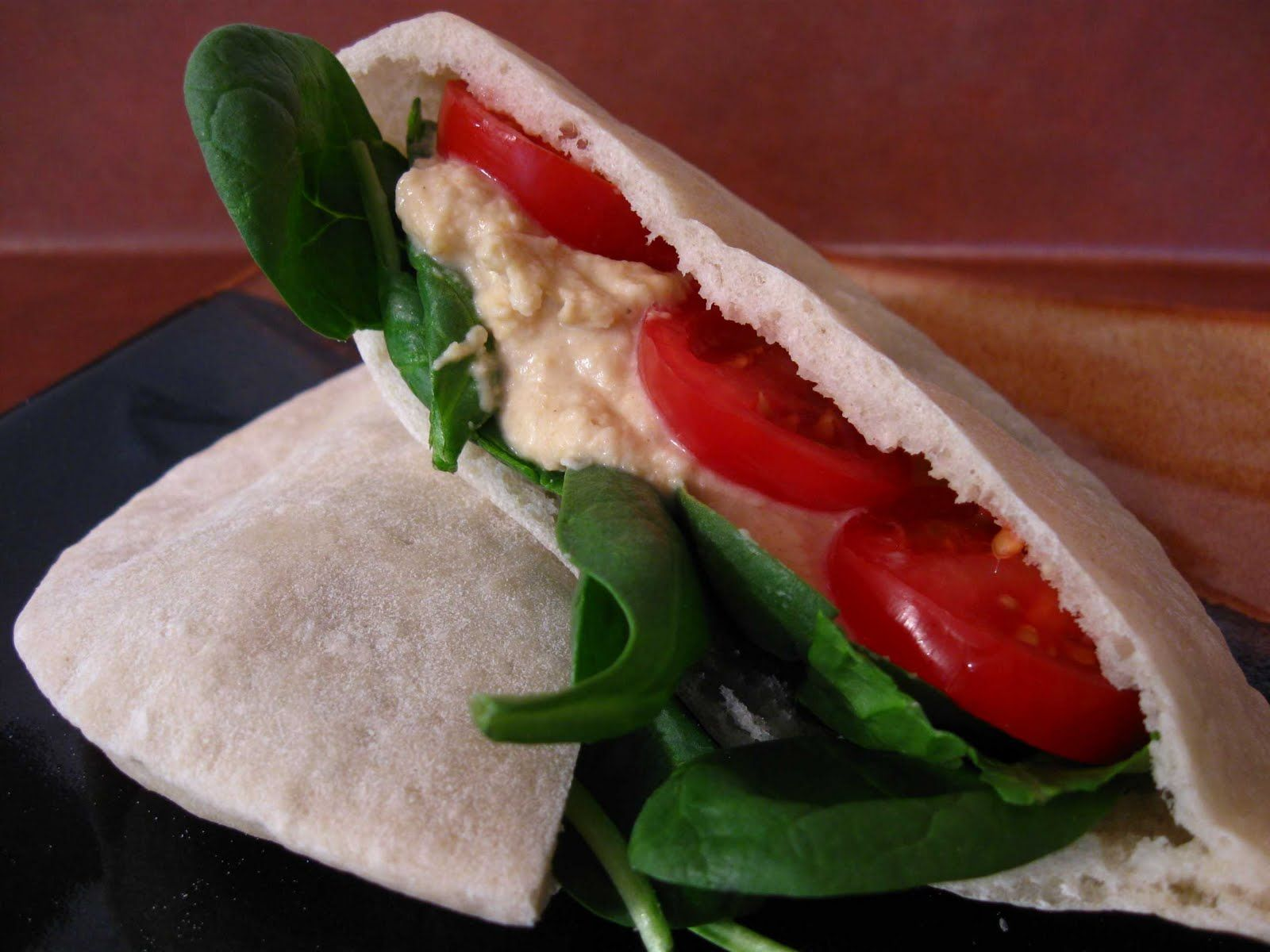 Cooking From Scratch: Pita Bread