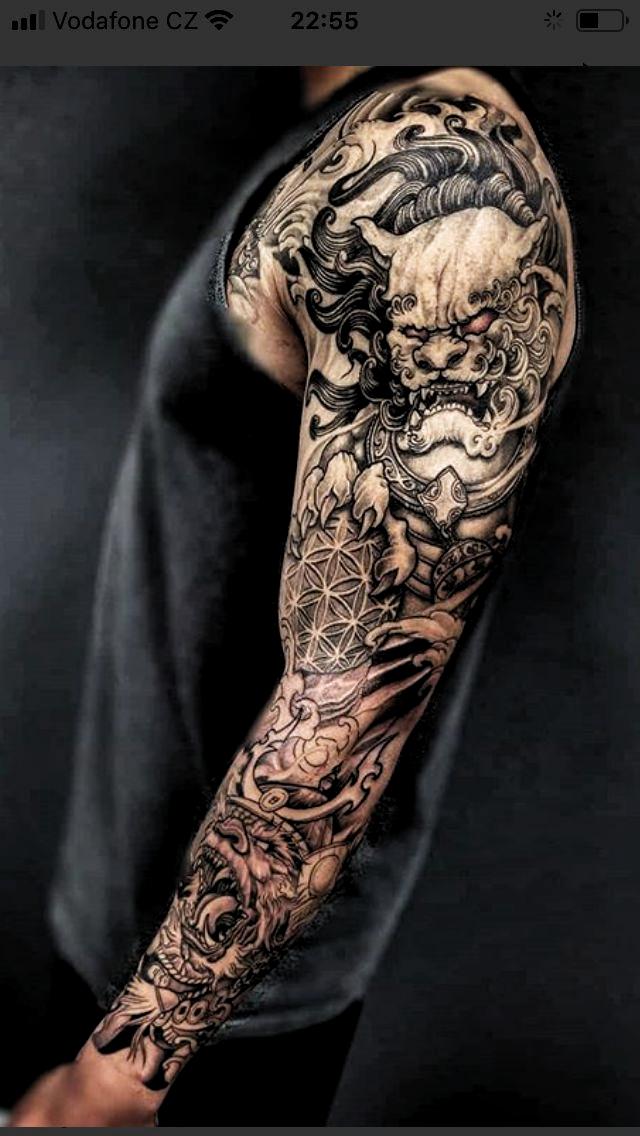 Yakuza Sleeve Yakuza Sleeve Yakuza Sleeve Tattoo Yakuza Sleeve Yakuza Sleeve Tattoo Design Yakuza Sle In 2020 Tattoo Sleeve Men Samurai Tattoo Sleeve Tattoos