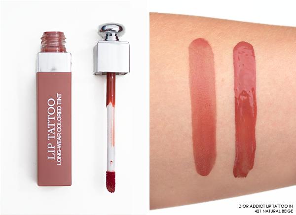 ca9ef6cf29 Dior Addict Lip Tattoo Swatches | dior 口红 | Dior addict, Lip liner ...