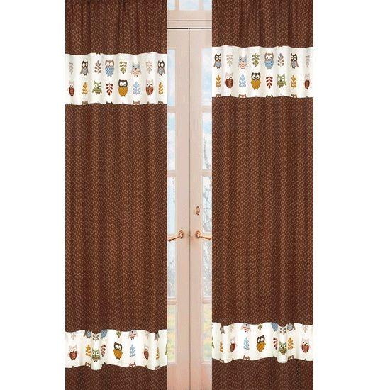 Owl Curtains
