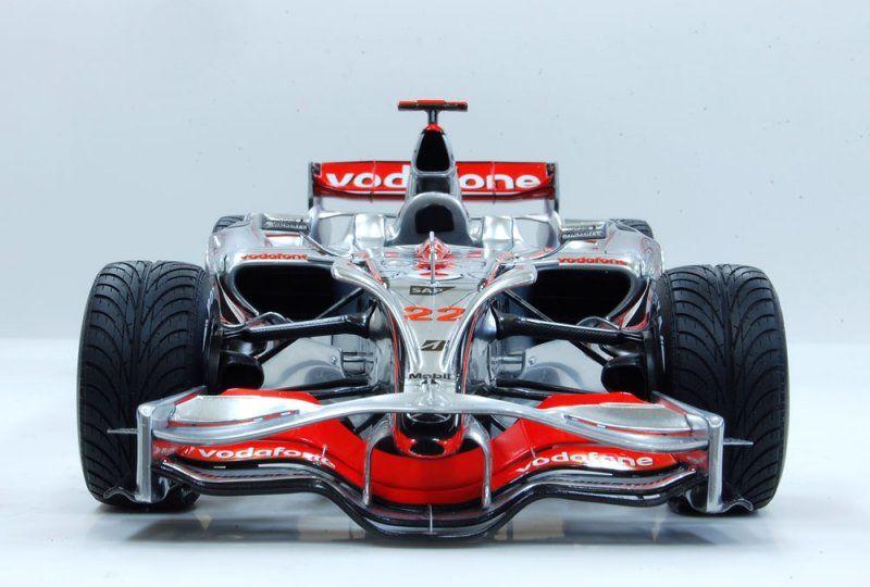 Mercedes Benz McLaren F1 team - McLaren MP4-23