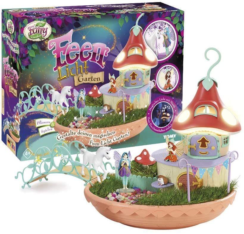 My Fairy Garden Feen Licht Garten Kreatives Spiel Zum Selber Gestalten Spielzeugset Mit Echten Gr In 2020 Spielzeug Fur Kleinkinder Spielzeug Geschenkideen Kinder