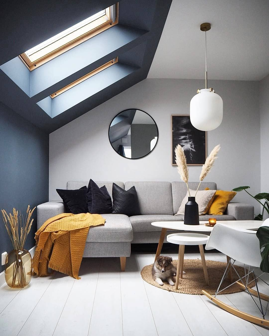 Loft Apartment Living Room Ideas: Swipe Left! What You Guys Think Of This Beautiful Living