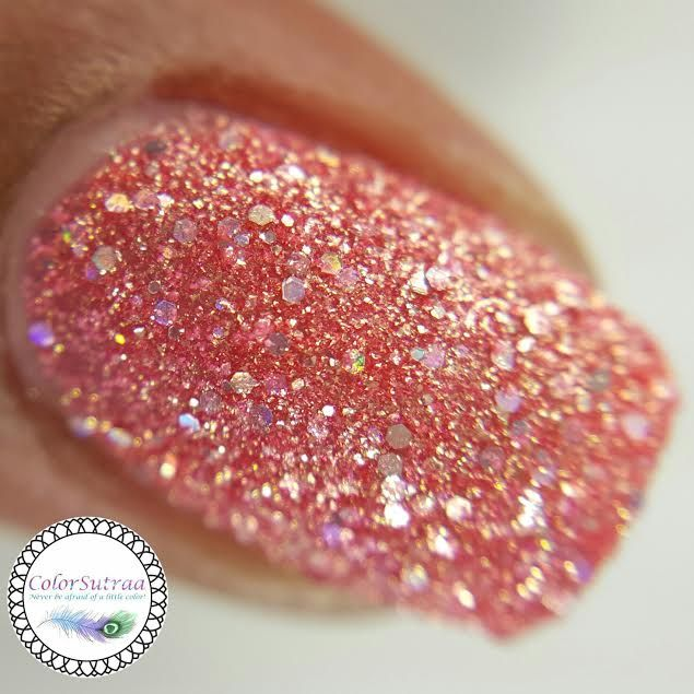 ZOYA Seashells collection for Summer 2016 : Swatches and Review - ColorSutraa