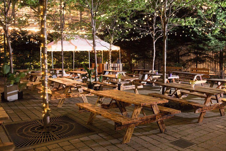 Visit Philly Named Uptown Beer Garden One Of The Top Summer Beer Gardens In The Philadelphia