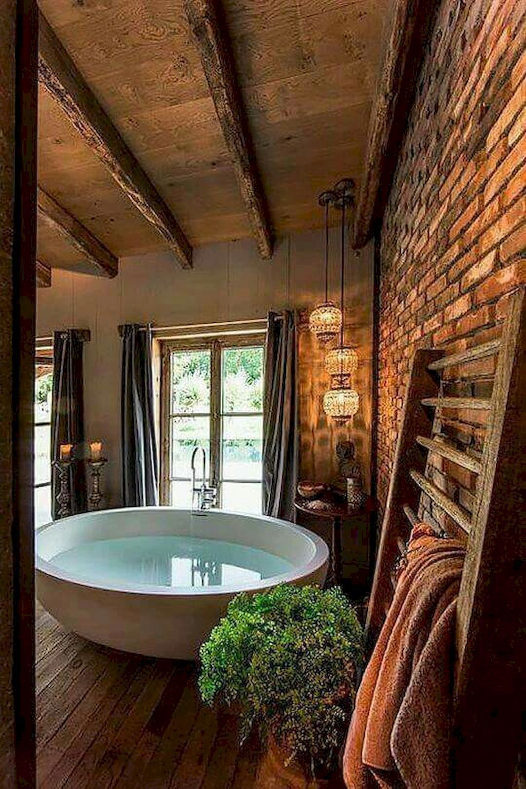 Photo of 32 Rustic Farmhouse Touch Bathroom Remodel On a Budget – Decorhead.com