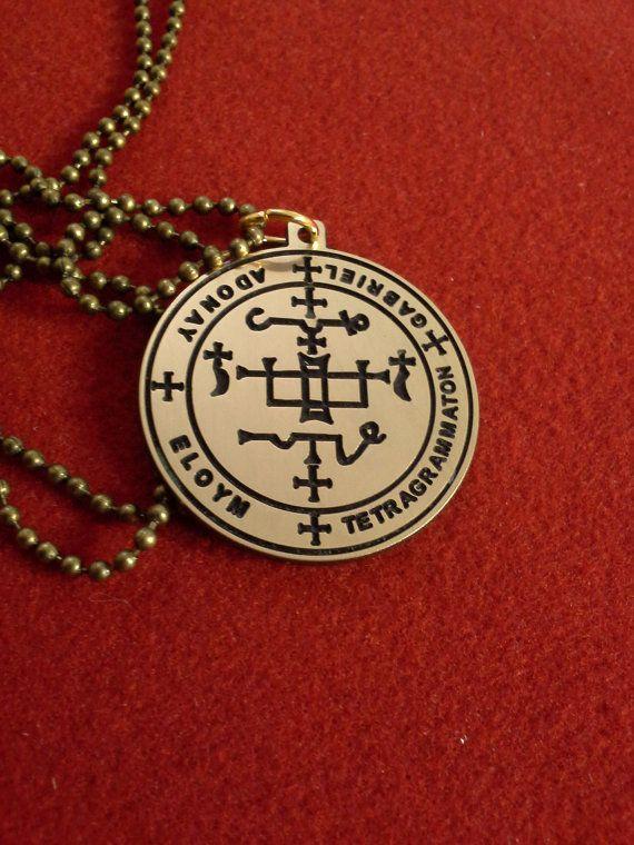Seal of the Archangel Gabriel,