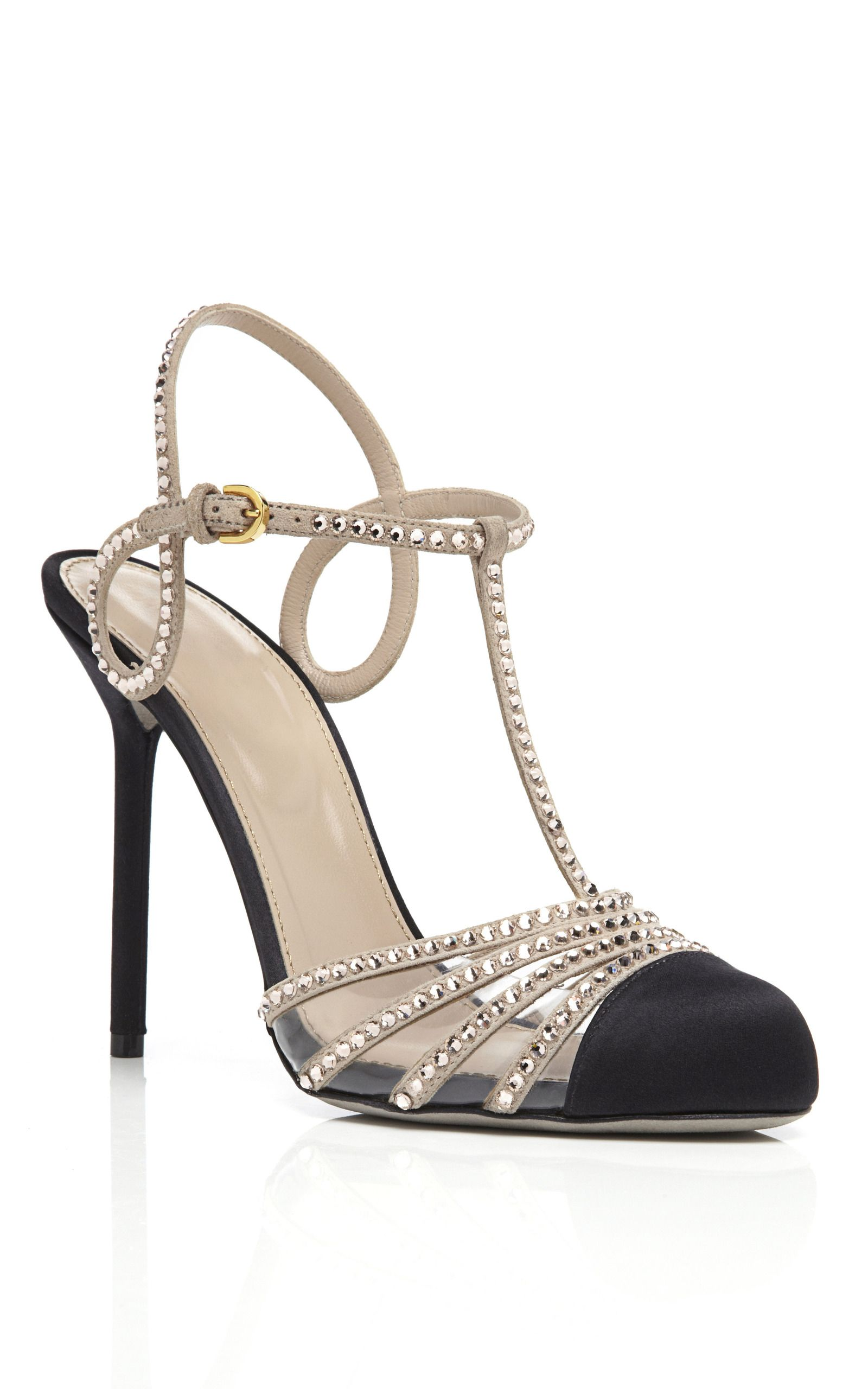 Vertigo Sandals by SERGIO ROSSI for Preorder on Moda Operandi