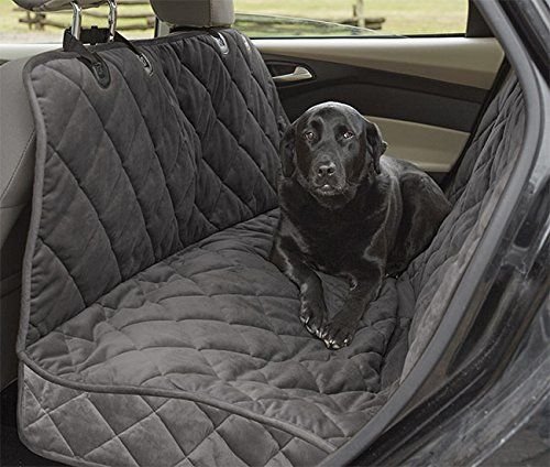 Special Offers - Orvis Deluxe Microfiber Car Hammock Seat Protector / Large Gray…