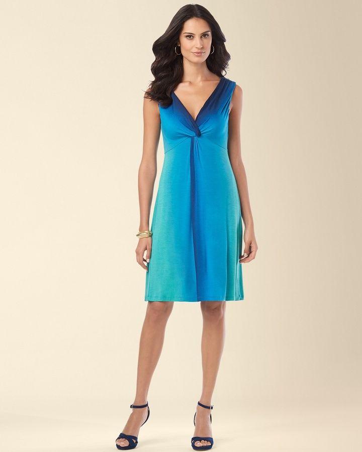 Soma Intimates Sandra Dress Vibrant Ombre on shopstyle.com  cf535f9e5