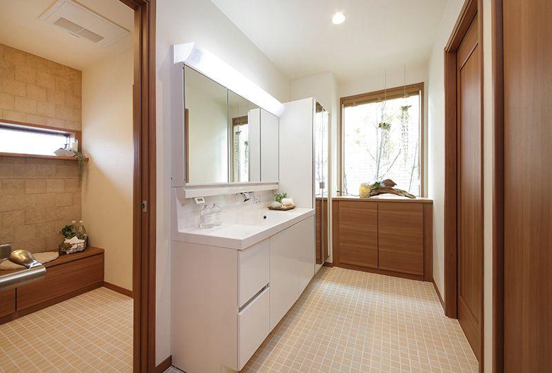 暮らしを楽しむ家 新昭和ハウジングスクエア ウィザースホーム 家