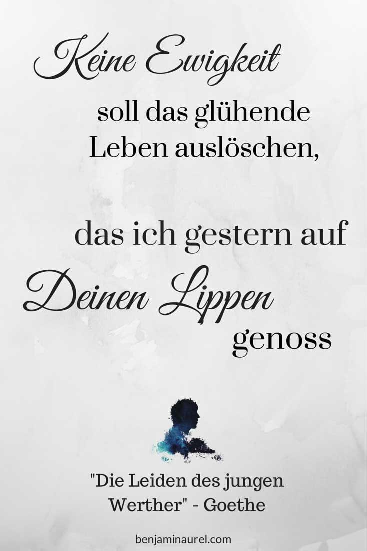 Die Leiden Des Jungen Werther Leiden Des Jungen Werther Goethe Zitate Leiden