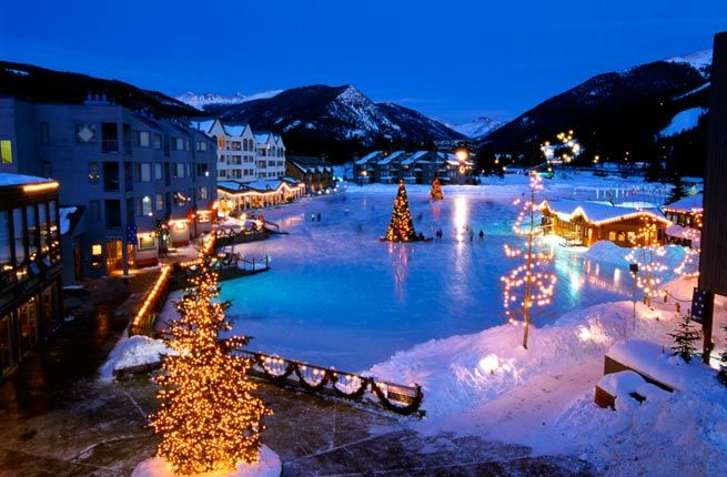 America's Best Resorts For The Christmas Season