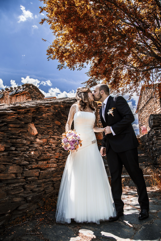 Foto De Los Novios En Jardines Reportaje Novios Fotoboda  ~ Sitios Bonitos Para Casarse En Madrid