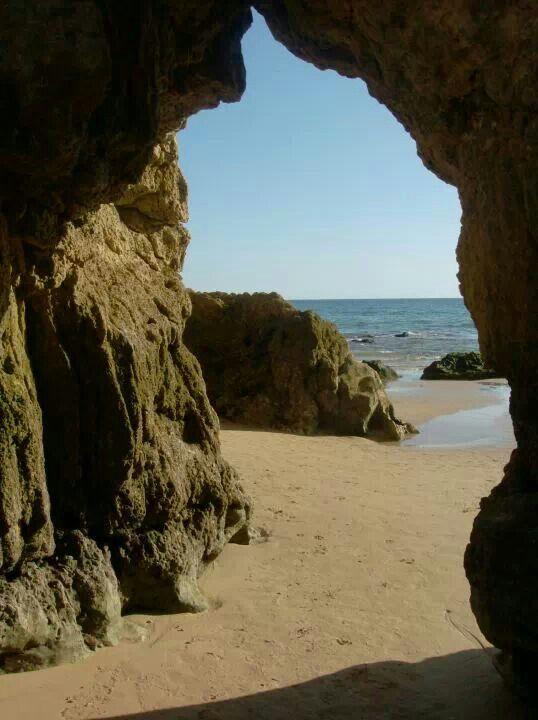 Portugal 2011 - Portimão / Praia dos Três Castelos