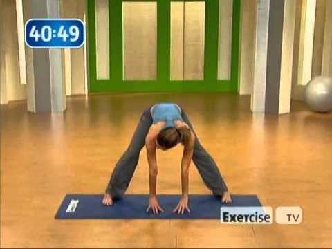 Yoga Fitness Fusion  ExerciseTV