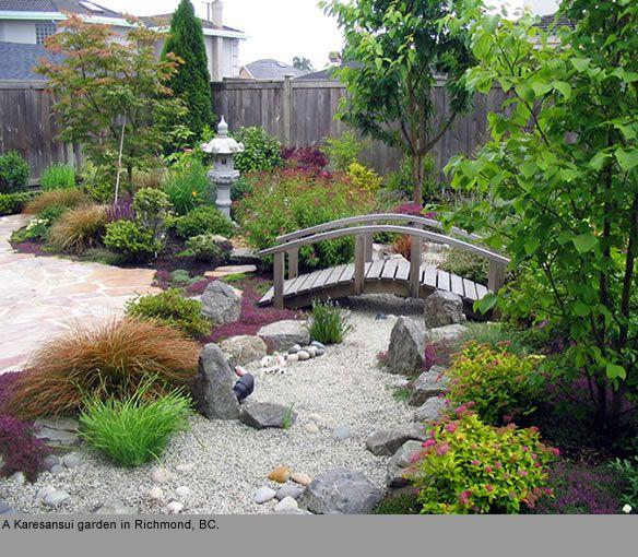 Zen gardens garden and outdoor pinterest jardines for Jardines chinos pequenos