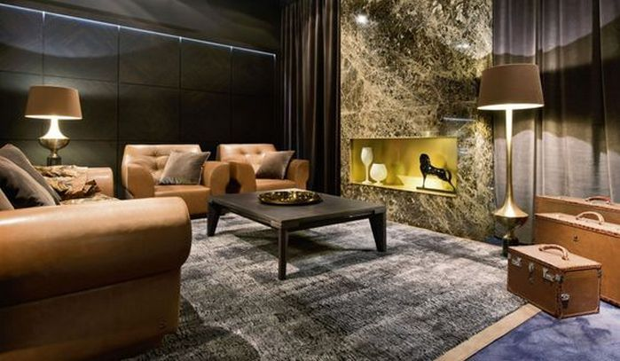 50+ Dramatic Living Room Ideas_22 Pictures