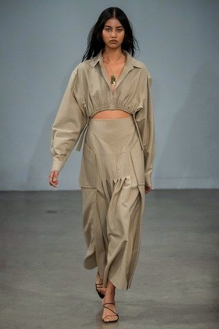 Christopher Esber Australia Resort 2020 - Fashion Shows