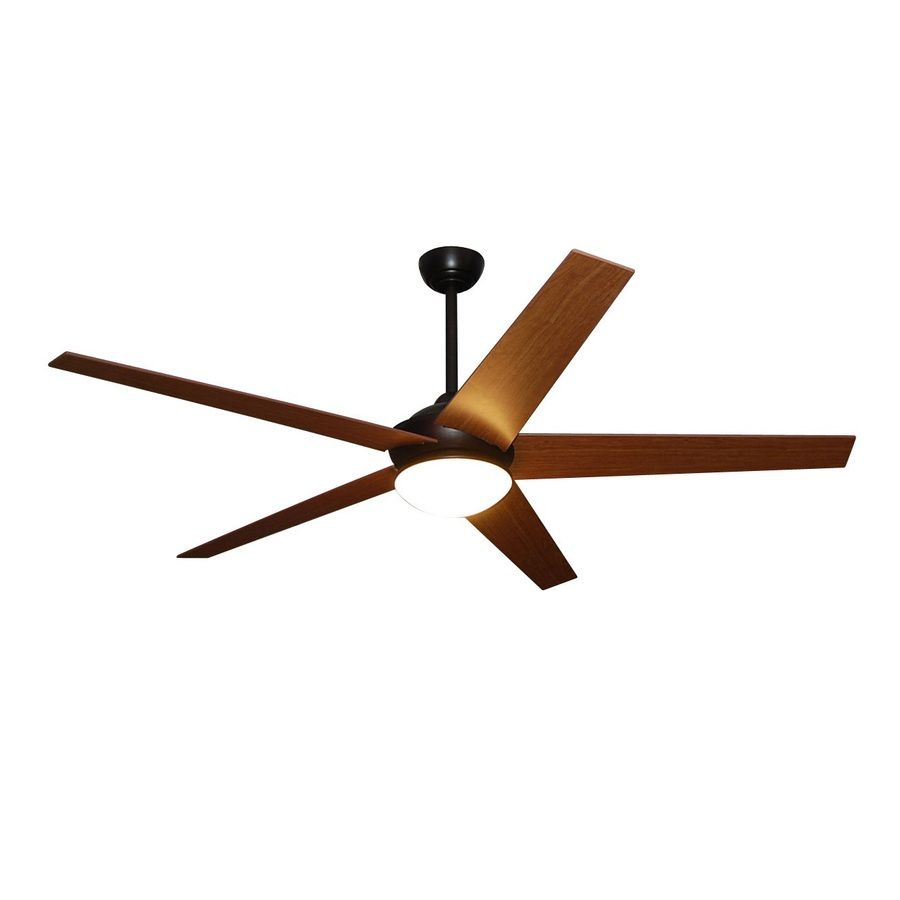 Fanimation studio collection covert 64 in dark bronze downrod mount fanimation studio collection covert dark bronze downrod mount indooroutdoor ceiling fan with integrated light kit and remote energy star aloadofball Choice Image